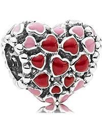 c0785441f Pandora Women Silver Bead Charm - 796557enmx