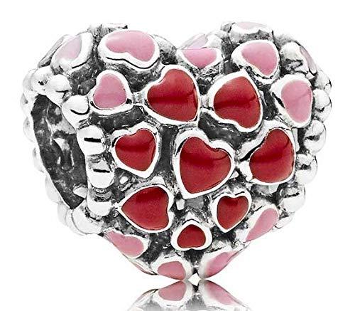 Pandora bead charm donna argento - 796557enmx