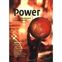 Power (Darwin College Lectures)