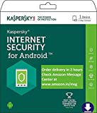 #1: Kaspersky Internet Security for Android Latest Version- 1 Device, 1 Year (Email Delivery in 2 hours- No CD)