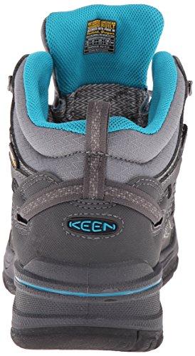 Keen Logan Mid Women's Stivali Da Passeggio grigio
