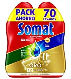 Imagen de Somat Oro Gel Lavavajillas Antigrasa