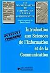 INTRODUCTION AUX SCIENCES DE L'INFORM...