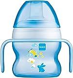 MAM Starter Cup 150ml (4+ Monate) Pink Blau Grün Free Flow (ohne Ventil)