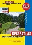 Falk Reiseatlas Deutschland/Europa - 2005/2006 Deutschland im Detailmaßstab 1:200 000