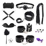 SM Bondage Set für Paare, Yotefun Sex Werkzeuge 12 Stück unter dem Bett...