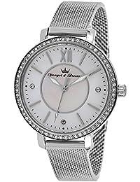 Reloj YONGER&BRESSON para Mujer DMC 049S/BM