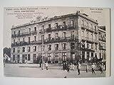 Antigua Postal - Old Postcard : VIGO - Gran Hotel Universal - Frente al Muelle de Embarque