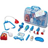 Deceny CB Doctor Set for Kids Doctor Medical Kit Toy Doctor Kit for Kids Doctor Playset