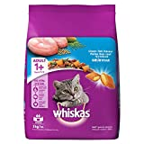 #9: Whiskas Dry Cat Food, Ocean Fish for Adult cats, 3 kg