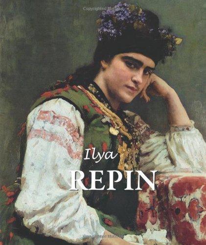 Ilya Repin Cover Image