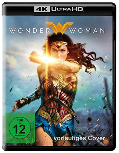 Wonder Woman - Ultra HD Blu-ray [4k + Blu-ray Disc]