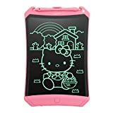NEWYES Robot Pad LCD Writing Tablet, 8,5 Zoll Länge(Rosa)