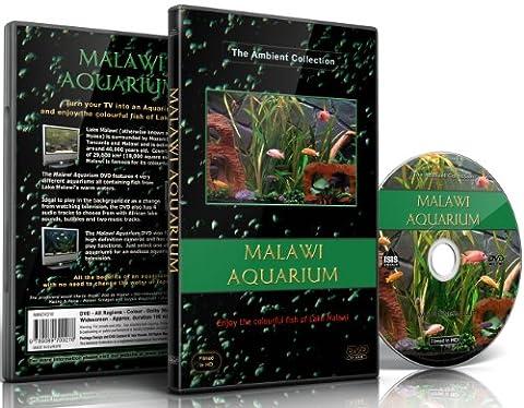Aquarium DVD – Afrikanische Aquarien aus Malawi - 100 Minuten in HD gefilmt