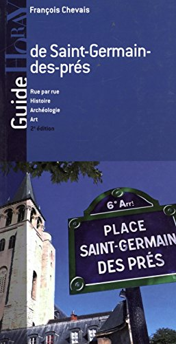 Guide de Saint-Germain-des-Prés