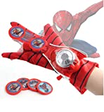 #10: Fancydresswale Avenger disc Shooters with Light and Sound (Spiderman)