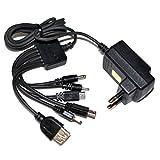 ERD 6 in 1 Multi Plug Mobile Phone Wall ...