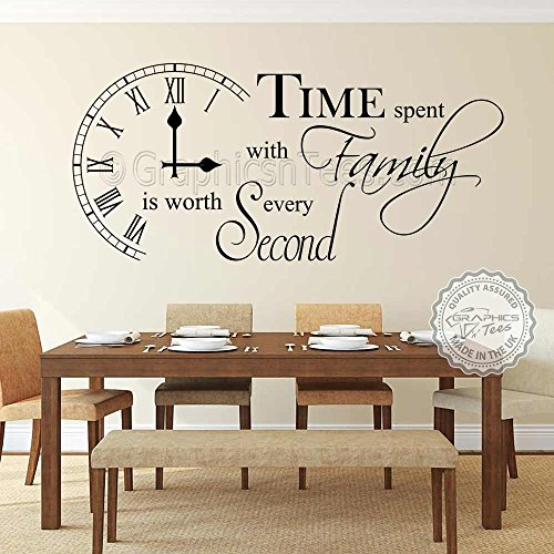 family quotes wall stickers amazon co uk