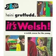 It's Welsh!