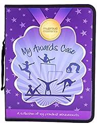 My Proud Moments Porte badge, médaille et certificat de gymnastique