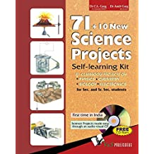 71+10 New Science Projects (With Cd): Self Learning Kit