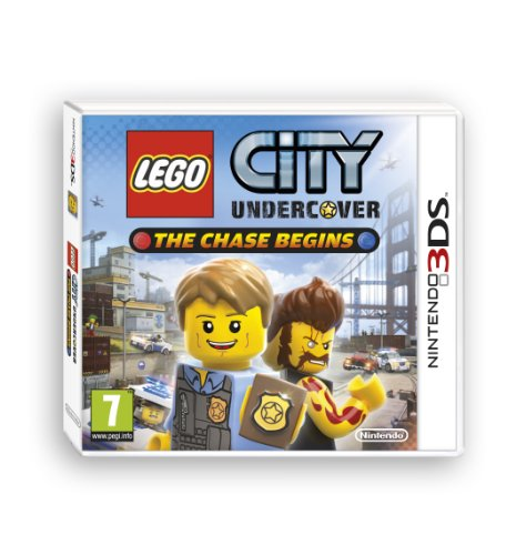 LEGO City Undercover: The Chase Begins [EU PEGI, deutsche Sprache verfügbar] City Undercover