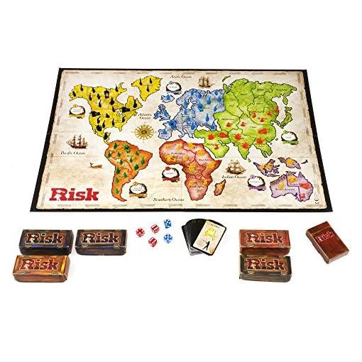 Hasbro-Spiele-B7404100-Risiko-Edition-2016-Strategiespiel