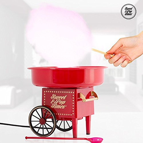 Macchina per fare lo zucchero filato Sweet & Pop feste party candy machine