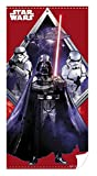 Star Wars - Badetuch Strandtuch - Darth Vader & Stormtrooper - The Dark Side - Episode 4-6 - 140 x 70 cm