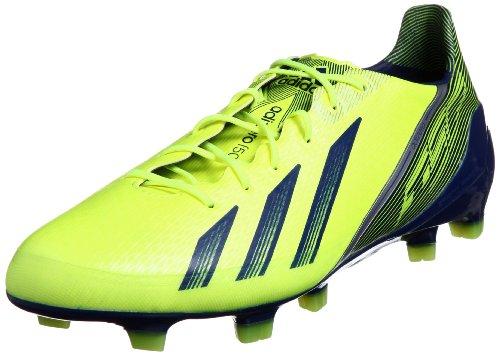 Adidas adizero F50 TRX FG SYN BLAU/RUNWHT - 8,5 (Adidas Adizero Fußball)