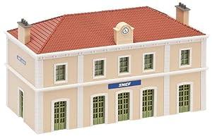 Faller - Edificio de negocios y oficinas de modelismo ferroviario (T2M - Faller F191101)