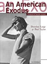AN AMERICAN EXODUS. A record of human erosion de Sam Stourrdze