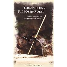 Apellidos Judeoespaoles, Los