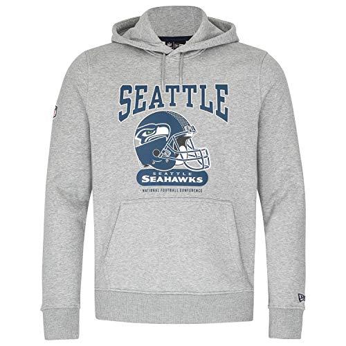 New Era NFL Seattle Seahawks Team Apparel Script T-Shirt, Größe:L