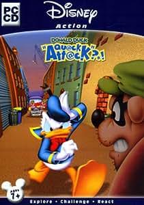 Disney's Donald Duck Quack Attack