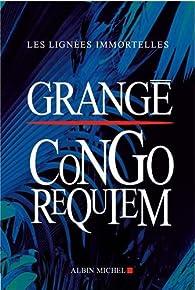 Coffret : Lontano - Congo requiem par Jean-Christophe Grangé