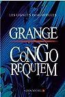 Coffret : Lontano - Congo requiem par Grangé