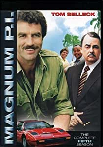 Magnum Pi: Complete Fifth Season [Import USA Zone 1]