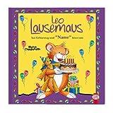 YourSurprise Leo Lausemaus hat Geburtstag Personalisiertes Kinderbuch mit Namen Softcover