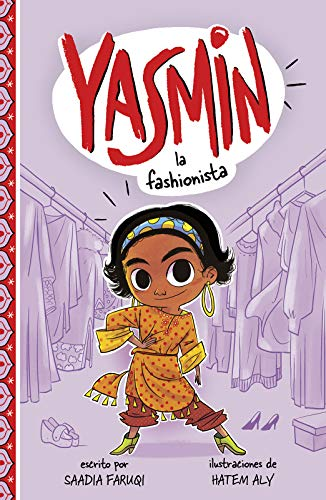 Yasmin la Fashionista = Yasmin the Fashionista -