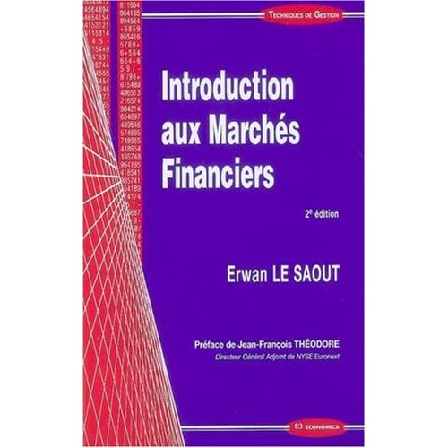 Introduction aux marchés financiers