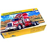 RCECHO® ITALERI Truck & Trailers Model 1/24 Classic Peterbilt 377 A/E Hobby 740 T0740 with RCECHO® Full Version Apps Edition