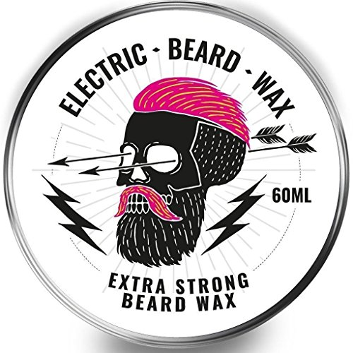 Cera Electric Beard Wax, cera para barba de 60 ml Posiblemente sea un