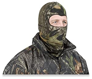 Mossy Oak Plein Spandex Face Mask