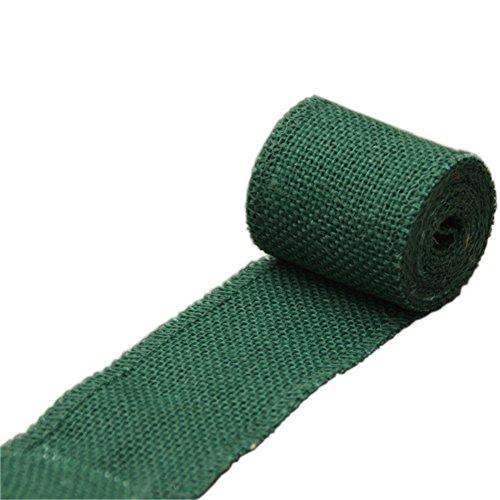 rollo-de-cinta-oscura-yute-arpillera-verde-24-ancho-de-3-yardas-de-largo-para-el-pastel-de-bodas-cel