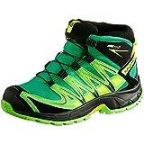 Salomon XA Pro 3D Mid CSWP Kids Athletic Green X Tonic Green 35