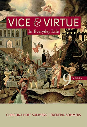 Vice and Virtue in Everyday Life Cover Image