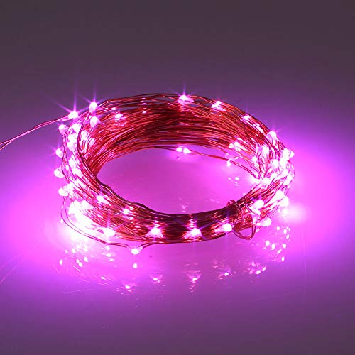 (Weitituoli Twinkle Star 100 Sterne LED Vorhang Lichterketten, Fenster Vorhang Lichter Dekoration für Weihnachten, Hochzeit, Party, Haus, Terrasse Rasen, Warmweiß)
