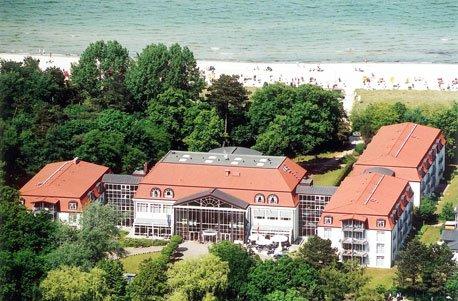 Jochen Schweizer Geschenkgutschein: Wellnessurlaub an der Ostsee für 2
