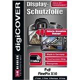 digiCOVER B3003 Protection d'écran pour Fujifilm FinePix X10